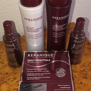 Women's KERANIQUE Hair Regrowth Sealed New